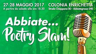 Abbiate Poetry Slam @ Colonia Enrichetta | Abbiategrasso | Lombardia | Italia