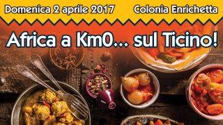 Pranzo africano coi prodotti bio di Abbiategrasso @ Colonia Enrichetta | Abbiategrasso | Lombardia | Italia